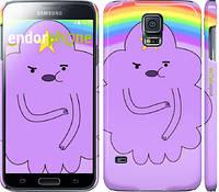 "Чехол на Samsung Galaxy S5 Duos SM G900FD Принцесса Пупырка 1 ""2478c-62"""