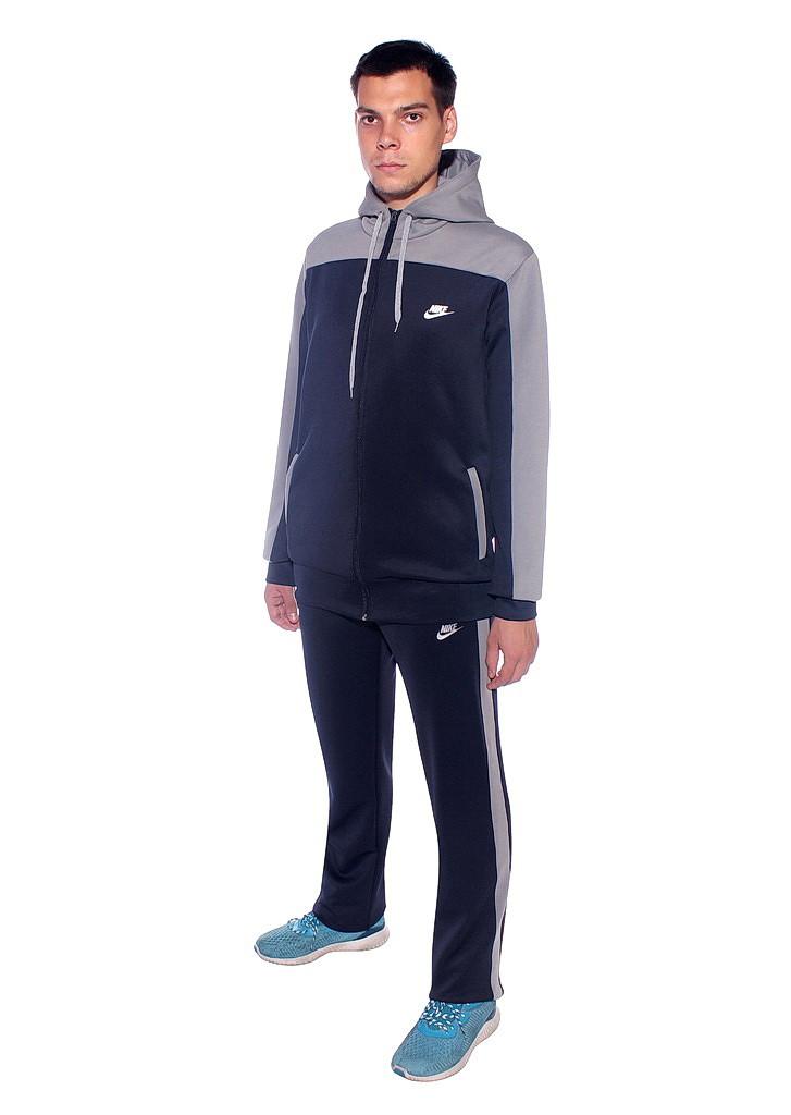 Двухцветный спортивный костюм на заказ