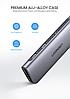 Перехідник Ugreen 6-in-1 USB-C-HUB TYPE C, macbook, фото 2