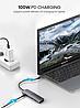 Перехідник Ugreen 6-in-1 USB-C-HUB TYPE C, macbook, фото 5