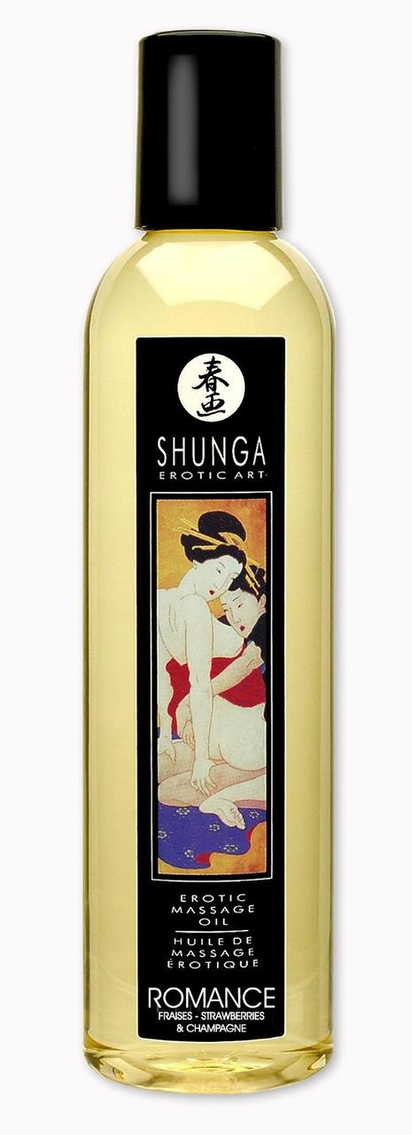 Массажное масло Shunga Massage Oil Romance, 250 мл
