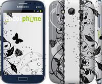 """Чехол на Samsung Galaxy Grand Duos I9082 Цветочный узор 3 """"1582c-66"""""""