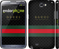 "Чехол на Samsung Galaxy Note 2 N7100 Gucci 1 ""451c-17"""