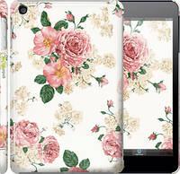 "Чехол на iPad mini 2 (Retina) цветочные обои м1 ""2293c-28"""