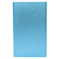 ☚Power bank Strong PB-201 Blue 10400 mAh портативное зарядное устройство для гаджетов USB/microUSB