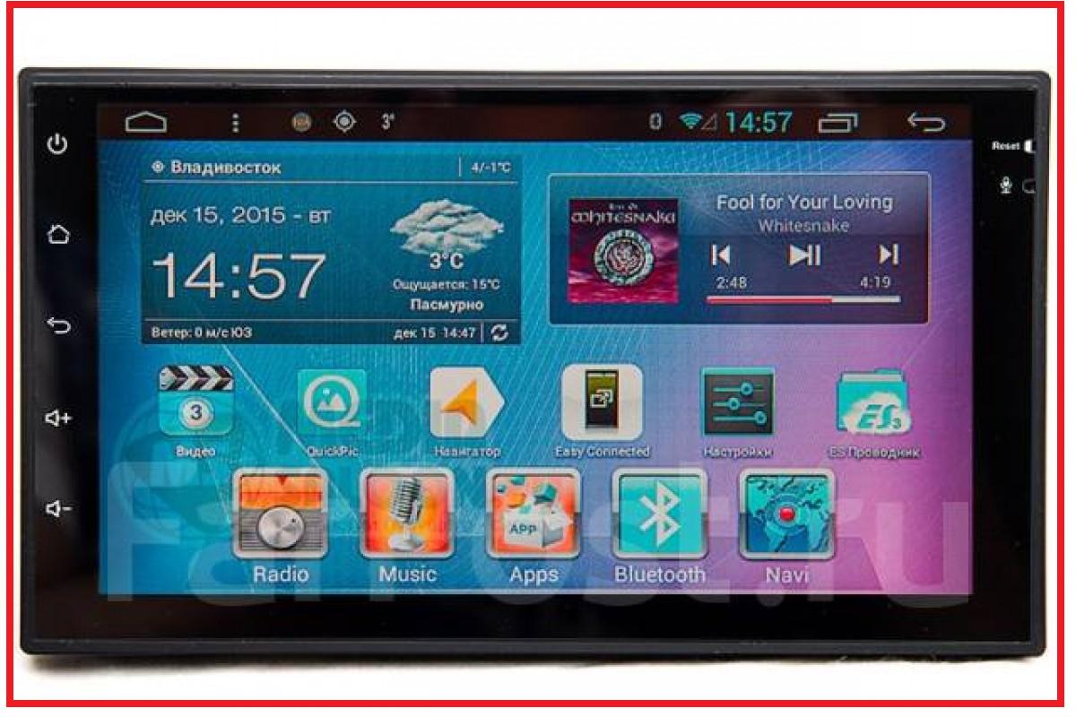 Автомагнитола pioneer 2DIN 2916 Android NEKVOX (12)