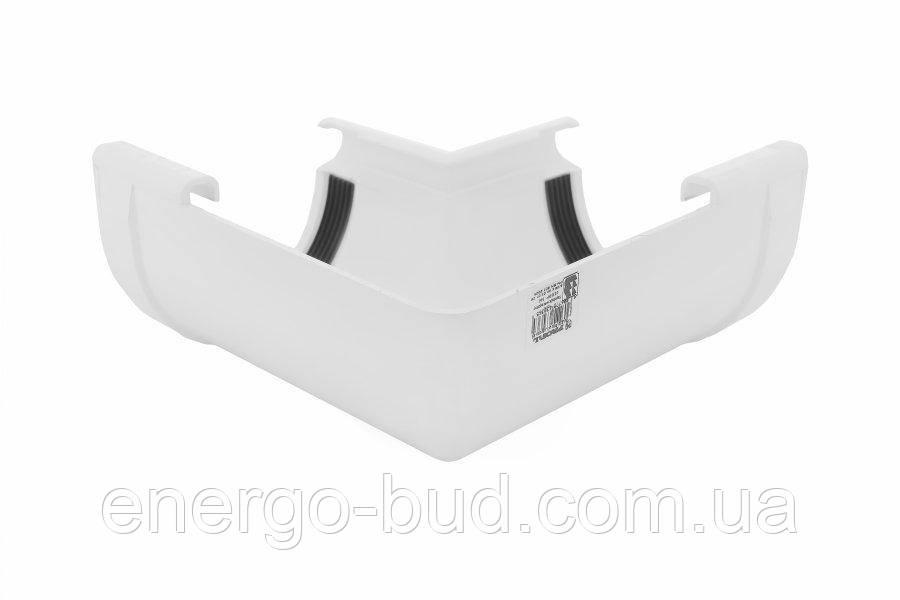 Кут Profil зовнішній 130 білий Z 90°