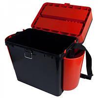 Ящик зимний Helios FishBox Red 19L.