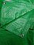 Брезент полипропиленовый усиленный, плотность 120г/кв.м, цвет зелено-белый, размер 2 х 3 (6м2), фото 5