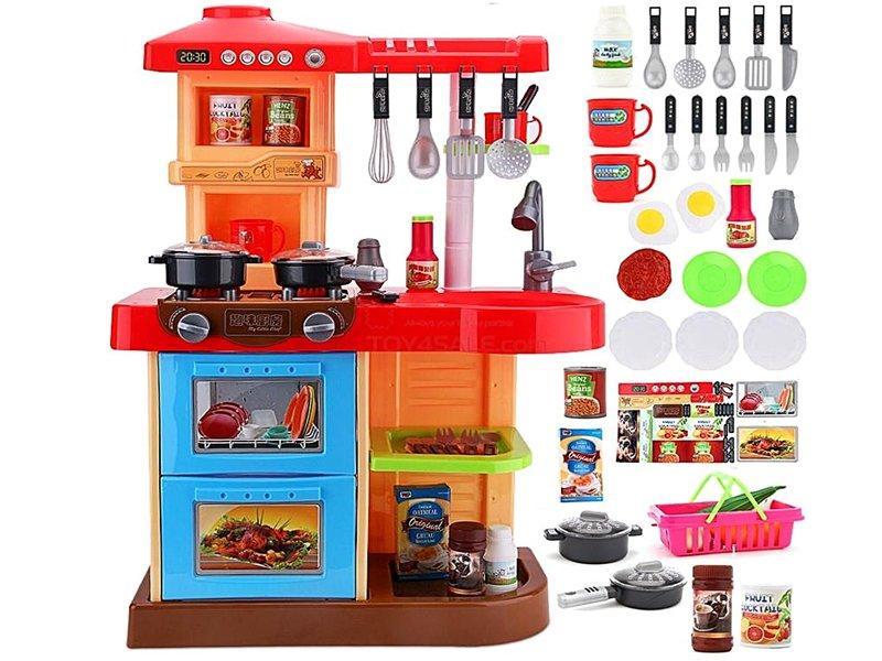 Большая детская кухня марки Doris ZA2003