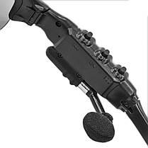 ☀Bluetooth гарнитура очки Lesko LK-086 Black солнцезащитные плеер наушники mp3 блютуз 4.1 батарея 100 мАч, фото 2