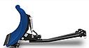 """Лопата Снегоотвал Shark 52""""/132 (Blue), фото 2"""