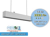 LED светильник для магазина и офиса