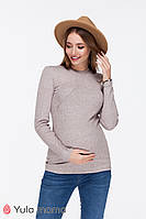Лонгслив для беременных и кормящих STEFANIA WARM NR-49.074