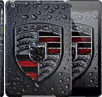 """Чехол на iPad 5 (Air) Porsche 2 """"978c-26"""""""