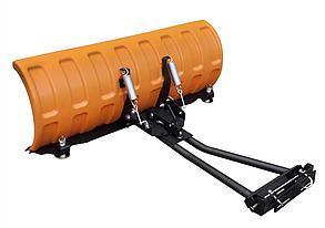 "Лопата Снегоотвал Shark 52""/132 (Orange)"