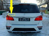 Mercedes GL X166 X 166 эмблема надпись GL500 GL 500 новая оригинал