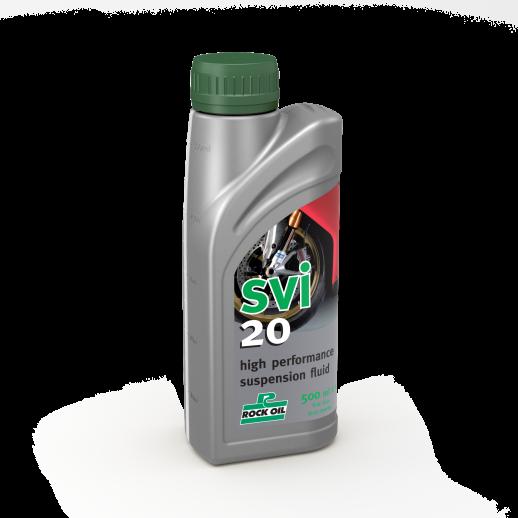 Вилочное масло ROCKOIL SVI 20 Suspension Fluid, 1L