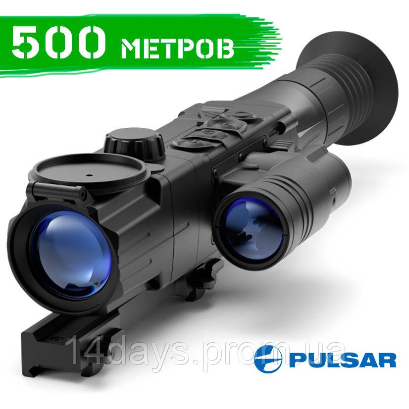 Цифровой прицел ночного видения Pulsar Digisight Ultra N355