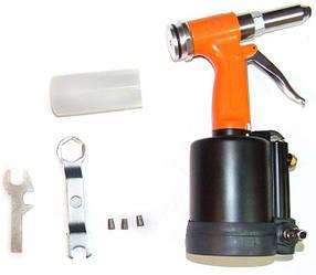 """Пневмозаклепочник 1/4"""" (3.2 мм, 4.0 мм, 4.8 мм, 6.0 мм, 6.4 мм) AIRKRAFT AT-6017"""