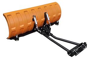 "Лопата Снегоотвал Shark 60""/152 (Orange)"