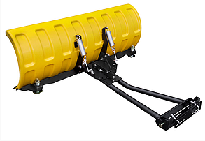 "Лопата Снегоотвал Shark 60""/152 (Yellow)"