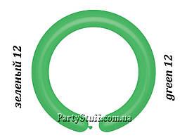 Шар конструктор ШДМ Gemar D2 зеленый  (150 см), 100 шт