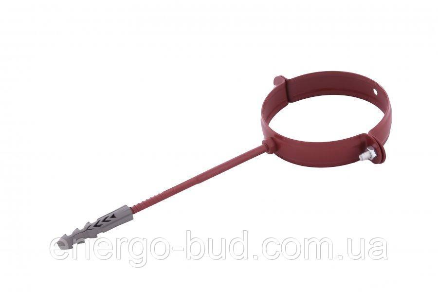 Держак труби Profil метал. L220 130 червоний