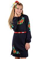 Детское платье-вышиванка, Сукня вишита, р-р 40-42