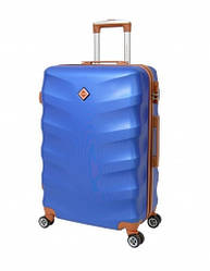 Дорожный чемодан Bonro Next (небольшой). Синий