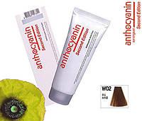 Биоламинирующий краситель Anthocyanin Second Edition W02, древесный коричневый
