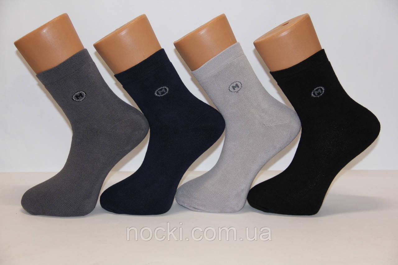 Мужские носки махровые средние MONTEBELLO