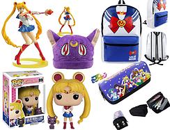 Товары Sailor Moon Сейлор Мун