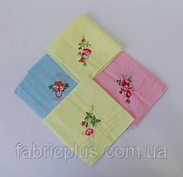 Носовой платок женский вышивка