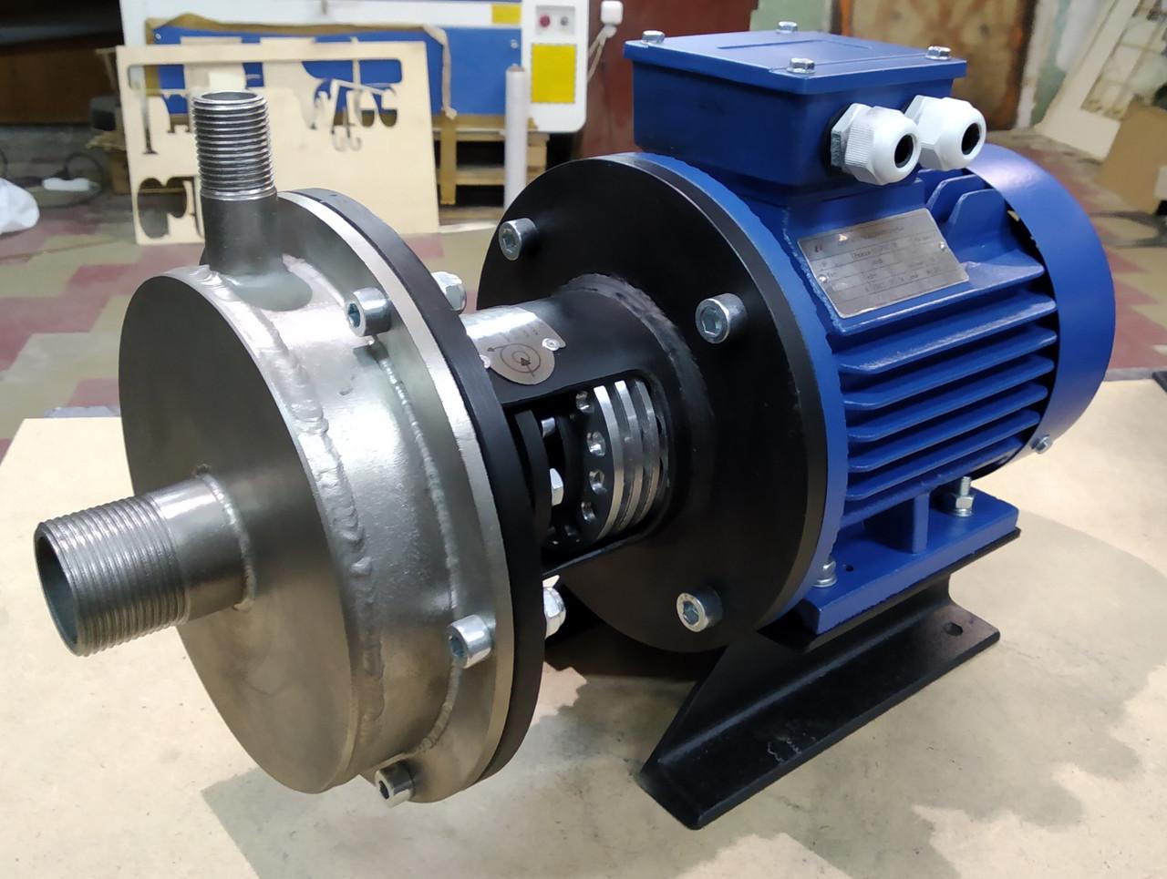 Насос для дизельного палива (ДТ, дизеля, солярки) ДНТ-М 40-25-150