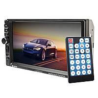 ★Автомагнитола Lesko 7021G Windows с навигатором мультимедийная с экраном 7 дюймов USB TF AUX и GPS для авто
