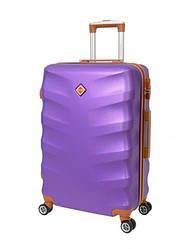 Дорожный чемодан Bonro Next (небольшой) фиолетовый