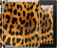 """Чехол на iPad 2/3/4 Шкура леопарда """"238c-25"""""""