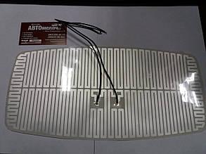 Подогрев зеркала (самоклейка) 24V 355х170 мм