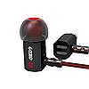 Наушники проводные KZ ED9 с микрофоном, черные, фото 2