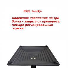 База для стола Е-42 чугунная, фото 2