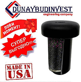 Фильтр воздушный Вейджер (США) для очистки воздуха от токсичных неприятных газов с фановой трубы выгребной ямы