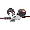 Наушники проводные KZ ED9 с микрофоном, цвет серебро, фото 2