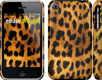 """Чехол на iPhone 3Gs Шкура леопарда """"238c-34"""""""