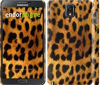 "Чехол на Samsung Galaxy Note 3 N9000 Шкура леопарда ""238c-29"""