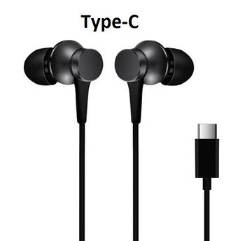 Наушники гарнитура Xiaomi Piston Headphones / Type-C Edition ZBW4482TY HSEJ04WM