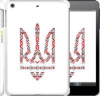 "Чехол на iPad mini Герб - вышиванка ""1195c-27"""
