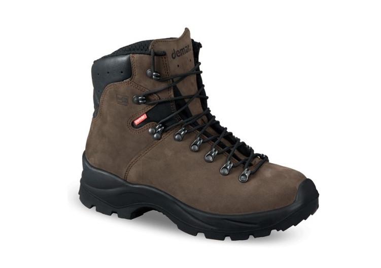 Чоловічі трекінгові високі черевики з натуральної шкіри( нубук) DEMAR TREK M6, водонипроницаемые. Р. 40-46