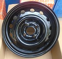 Диск колесный 14х5,5 4x100 Et 49 DIA 56,56 DAEWOO Lanos черный (в упак.)