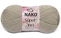 Nako Super Inci светлый беж № 1199